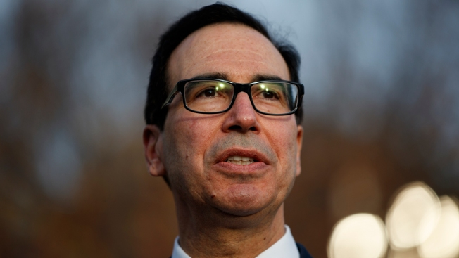 House Democrats Now Asking Questions About Treasury Secretary Steven Mnuchin