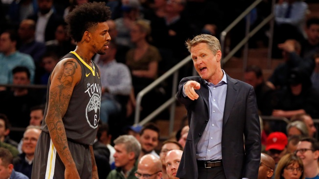 Nick Young Says Warriors Head Coach Steve Kerr Rolls Best Blunt in NBA