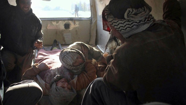 Russia Says Rebels Shell Exit Corridor in Syria's Ghouta
