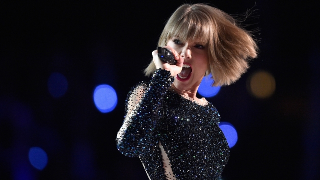 Man Detained Outside Taylor Swift's NYC Home