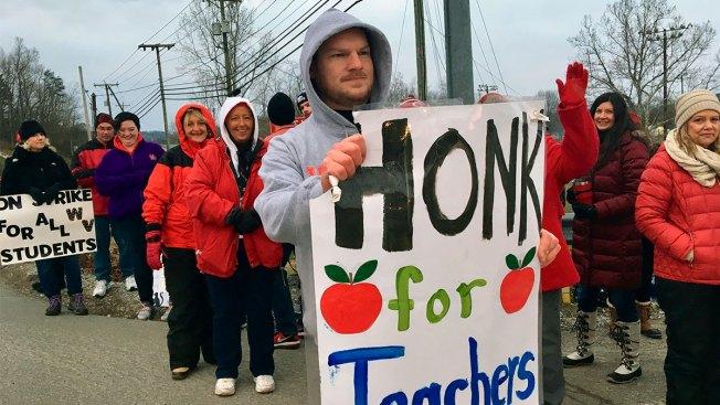 West Virginia Teachers End Strike After No Action on Doomed Bill