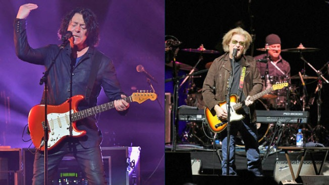 Hall & Oates, Tears For Fears Concert in San Jose Rescheduled