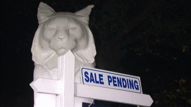 "Sale Pending for ""The Cats"" Estate in Los Gatos"