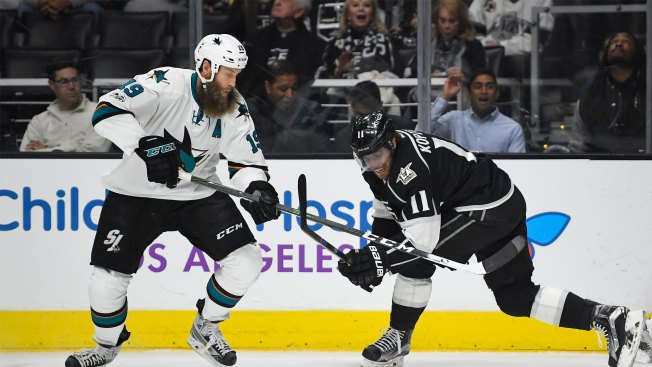 Report: Division Rival Interested in Joe Thornton