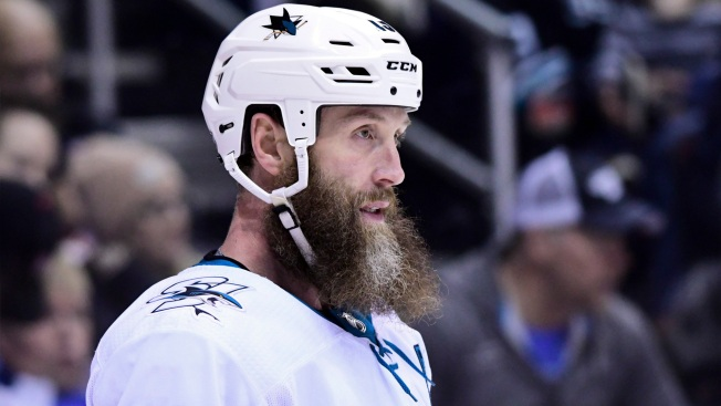 Sharks GM Updates Joe Thornton's Injury, Will Miss 'several Weeks'