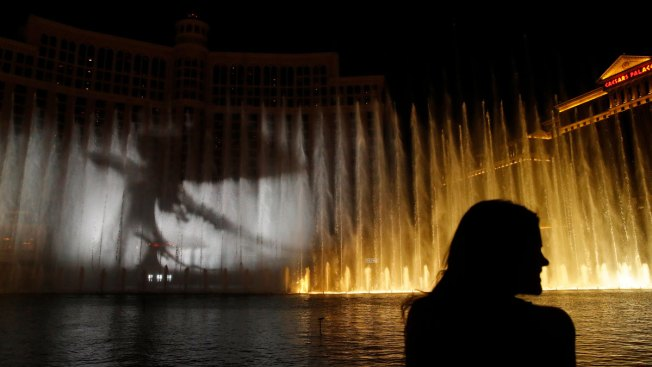 'Game of Thrones' Takes Over Bellagio Fountains in Las Vegas