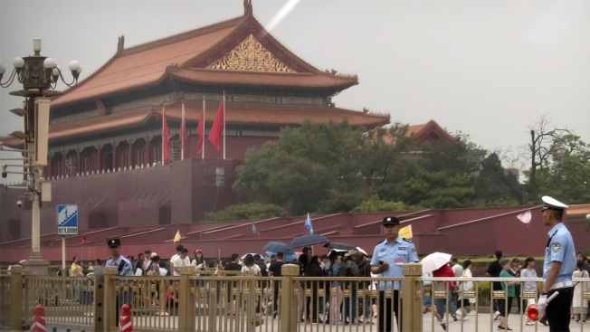 China Handles Tiananmen Anniversary With Usual Silence