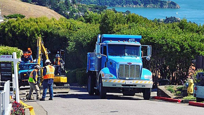 Gas Leak Prompts Evacuations, Shelter in Place in Tiburon