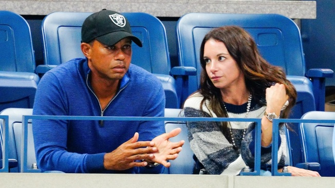 Tiger Woods' Girlfriend Dropped From Wrongful Death Lawsuit