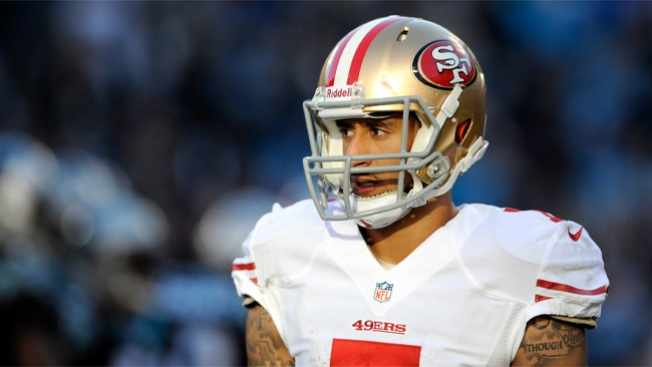 49ers' Kaepernick: I'm Criticized Because I'm Stereotyped