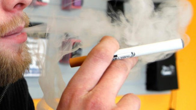 E-Cigarettes Not Included in Burlingame Smoking Ban