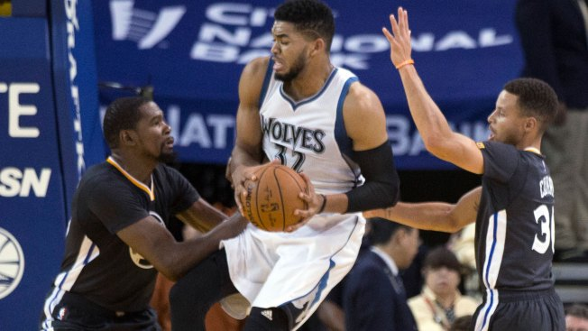 NBA Gameday: Warriors Look to Get Back to Winning Ways Vs T'Wolves