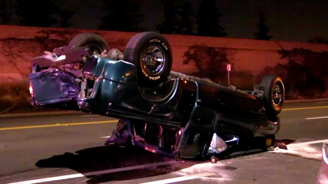 Multiple Cars Damaged in San Jose Hit-and-Run, at Least 1 Injured