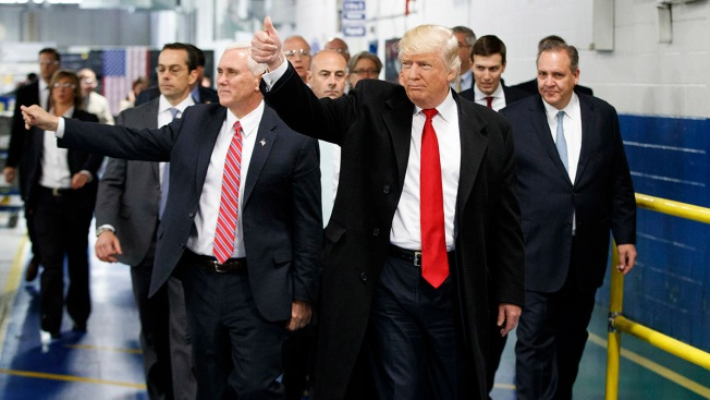 Carrier Cuts More Than 300 at Factory Where Trump Boasted of Saving Jobs