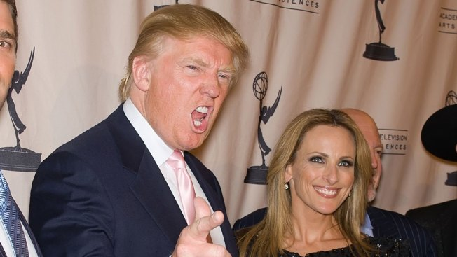 Donald Trump Called Deaf Apprentice Contestant Marlee Matlin 'Retarded'