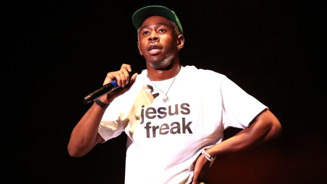 Rapper Tyler, the Creator Involved in LA Car Collision
