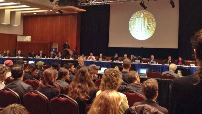 University of California Officials Consider First Tuition Hike in Six Years