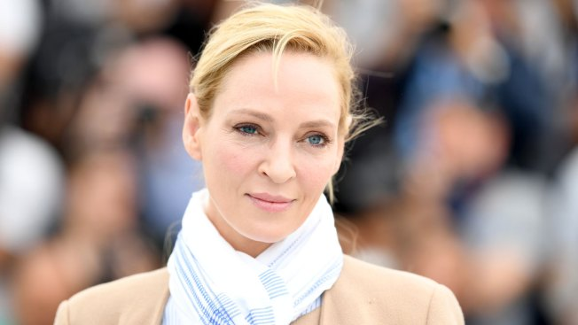 Uma Thurman blasts Weinstein in Thanksgiving message
