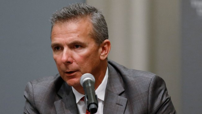 Ohio State Suspends Football Coach Urban Meyer 3 Games, Says He Protected Protege