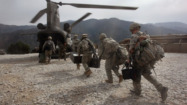 US Service Member Killed in Afghanistan: General