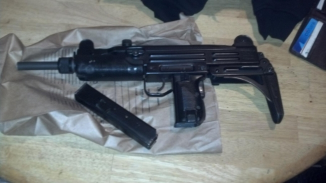 Richmond Police Arrest Teen Armed with Uzi