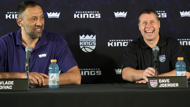 By Locking Up Divac and Joerger, Kings Cement Long-term Leadership