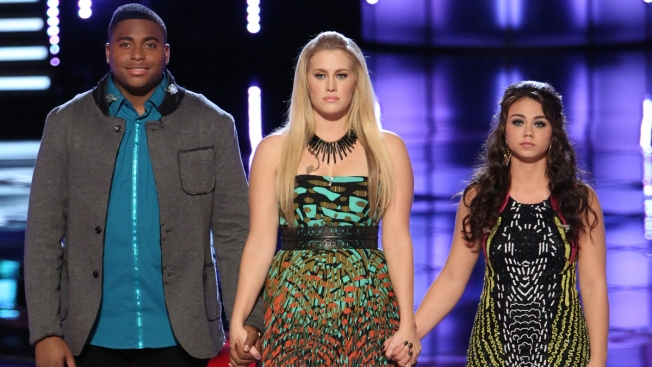 """""""The Voice"""" Gets Its Top 10 as Dani Moz, TJ Wilkins Get the Axe at Live Eliminations"""