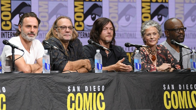'Walking Dead' Comic-Con Panel Pays Tribute to Late Stuntman
