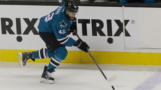 Competition for Sharks Roster Spots Heating Up