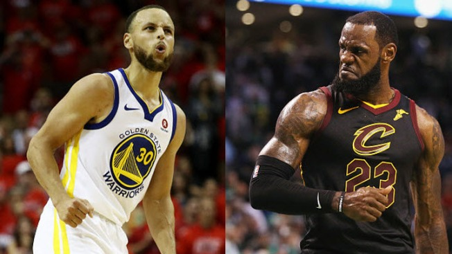 NBA Finals  Will the Warriors Sweep LeBron and the Cavs  - NBC Bay Area 776b1aabe