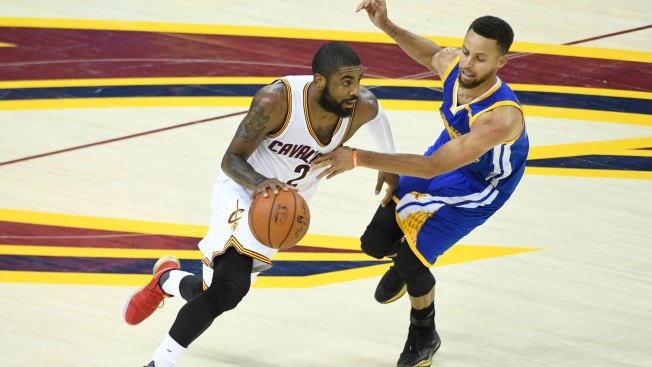 Golden State defeat Cleveland Cavaliers to claim National Basketball Association  crown