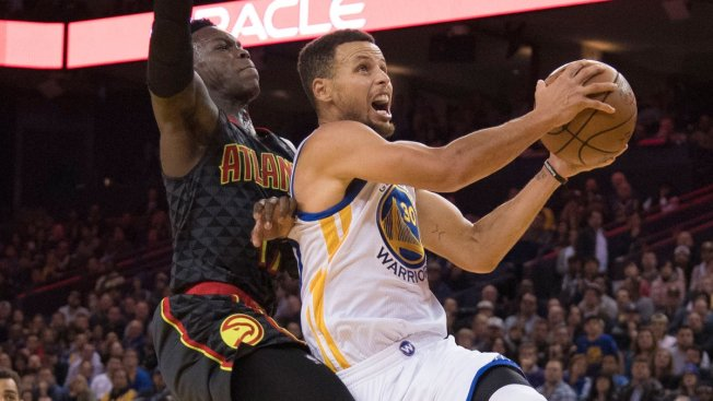Warriors Edge Hawks For 12th Consecutive Win