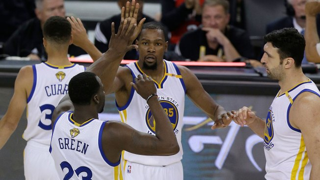 Golden State Warriors championship parade set for Thursday in Oakland