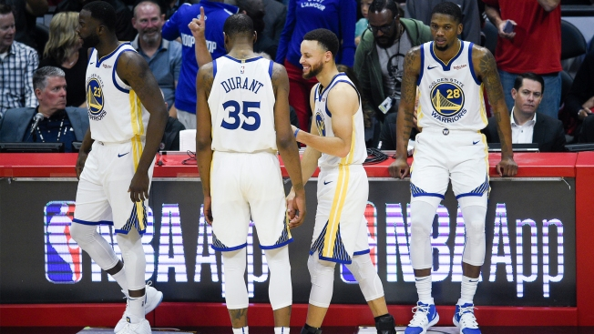 Why the Warriors Aren't Worried About Game 4's Early Start Time in LA