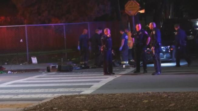 Police say 7 men injured in Oakland, California, shooting