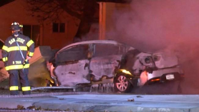 San Jose Car Accident Capitol Expressway