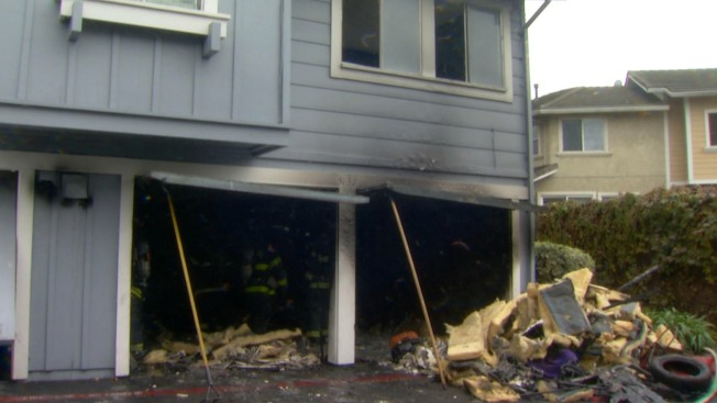 Fire Displaces Three Adults, Five Children from South Bay Apartment