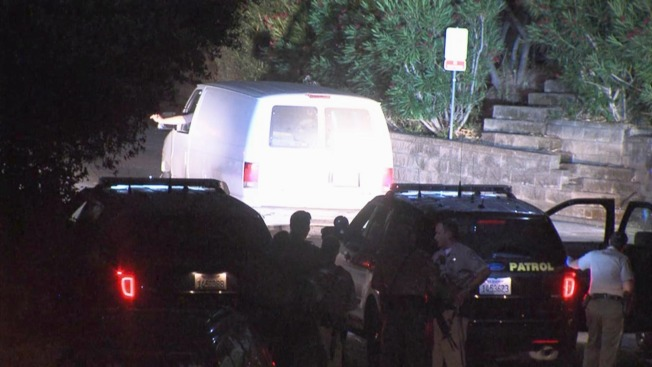 Two Hour Police Pursuit Ends With South Bay Standoff