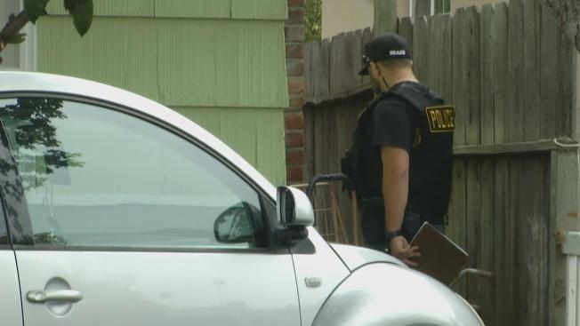 FBI, Local Police Execute Search Warrant in Menlo Park