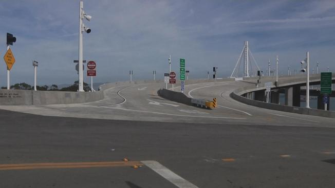 New Bay Bridge Bike Link to Treasure Island, Westbound On- and Off-Ramps Opening This Weekend