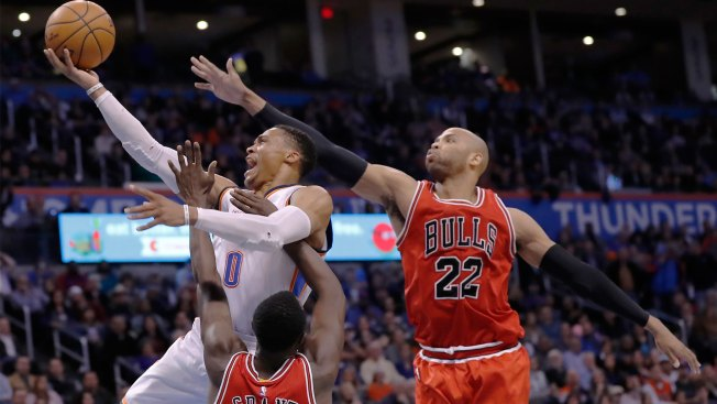 Oklahoma City Thunder Make Splash At Deadline