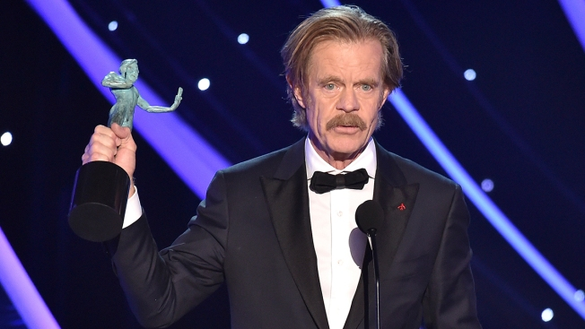 William Macy: It's hard to be a man these days