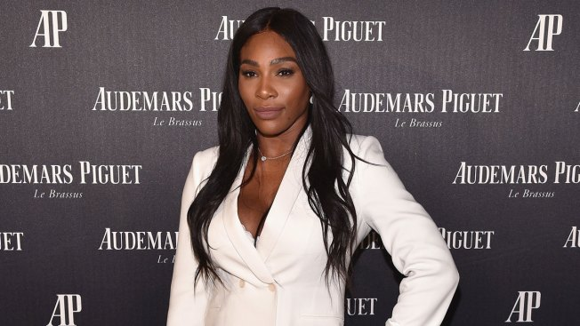 Serena Williams Flashes Massive Engagement Ring in New Pic