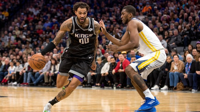 Source: Willie Cauley-Stein, Warriors Agree to Contract in Free Agency