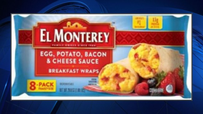 Bacon Breakfast Wrap Recalled, Possible Extraneous Material Inside