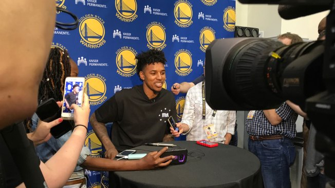 Warriors: It is Nick Young not Swaggy P