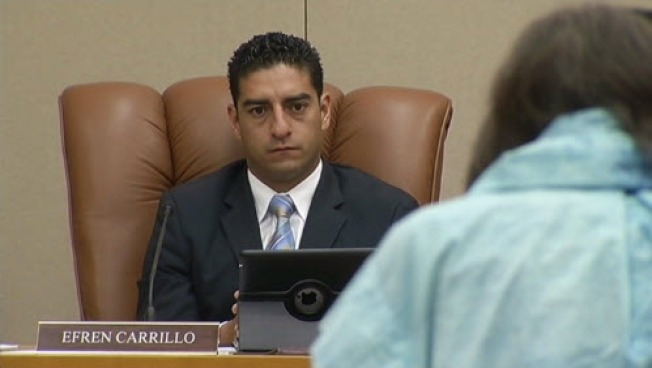 Sonoma County Supervisors Censure Board Member Efren Carrillo