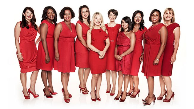 Go Red for Women Bay Area Luncheon