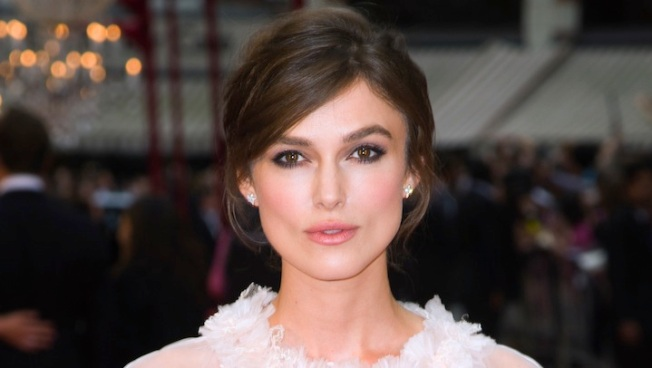 Keira Knightley Gets Married in France