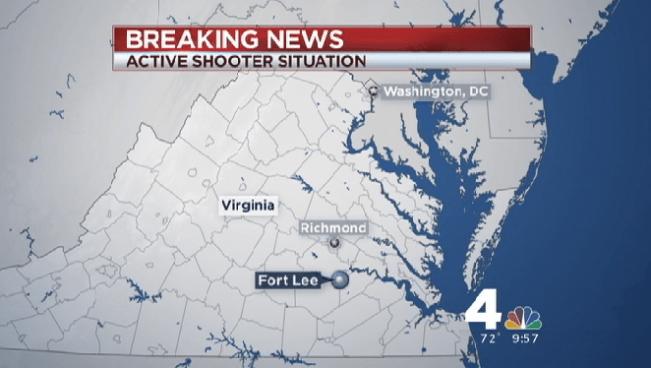 Soldier Dies After Shooting Herself at Fort Lee